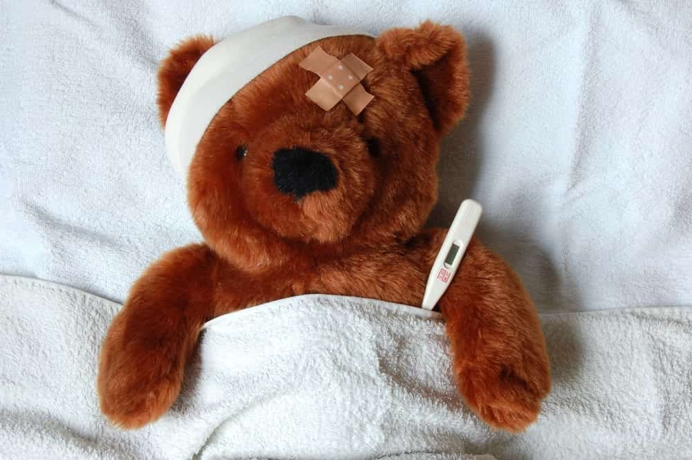 Illness can strike anyone, so it helps to be prepared for it