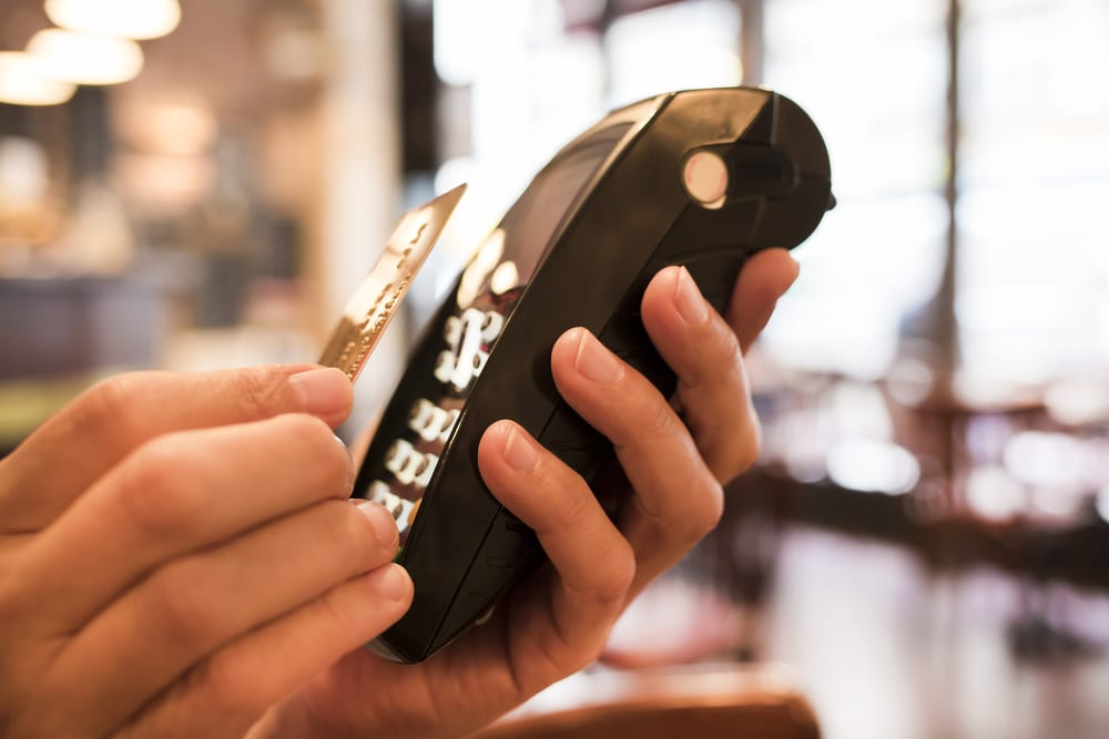 Is contactless making it too easy?